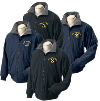 U.S. Navy Direct Embroidered Rating Portlander Jacket - Custom Military Apparel & Accessories