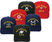 Load image into Gallery viewer, Adjustable Fit U.S. Navy Direct Embroidered Ratings Cap - Custom Military Apparel & Accessories