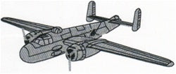 Direct Embroidered Custom Warbird Sweatshirt - Custom Military Apparel & Accessories
