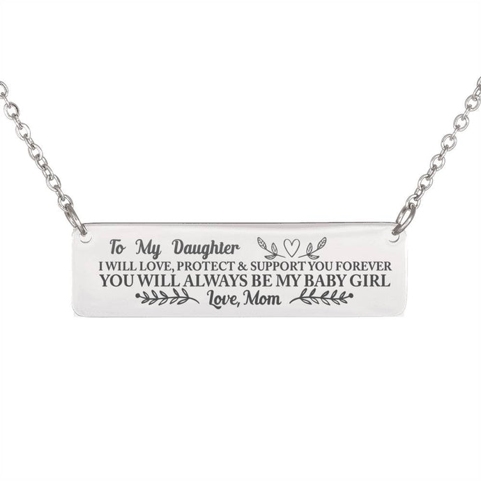 FREE Offer - Daughter Necklace