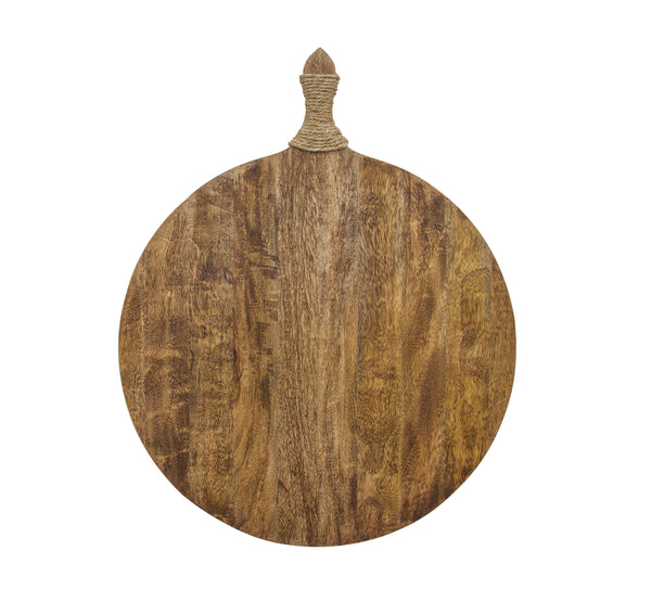 Re-engineered Large Round Chopping Board