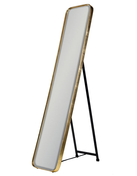 Gold Framed Cheval Full Length Dressing Mirror
