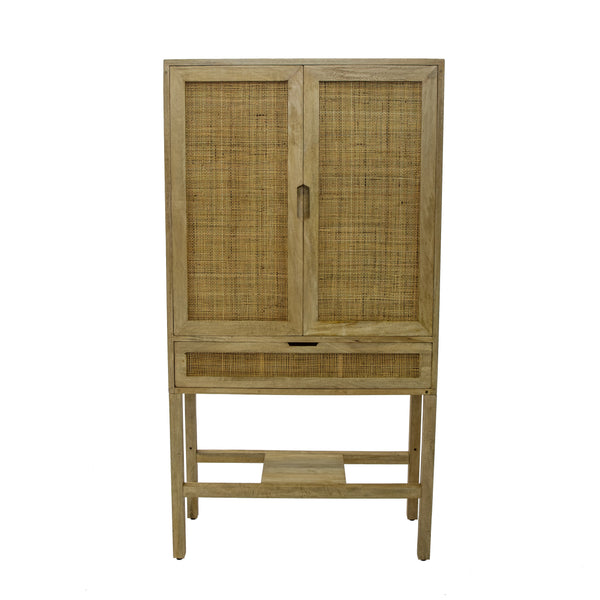Rattan Storage Cabinet - pre order for April