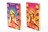 Religious icon Mary notebook 15cm x 11cm