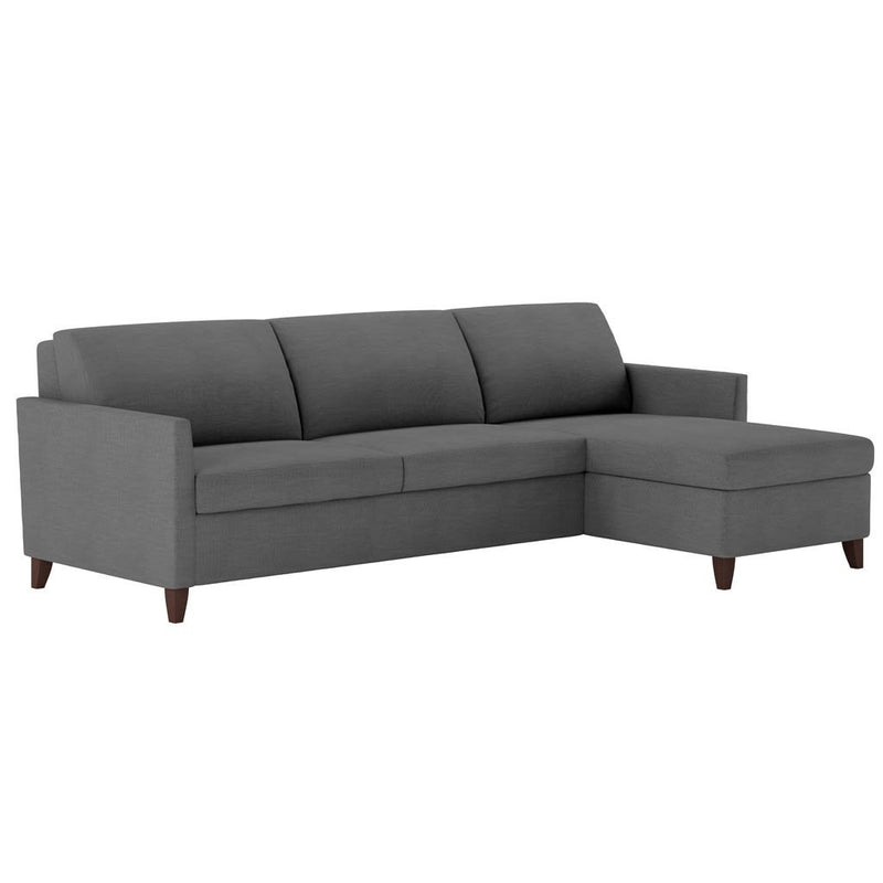 Harris Comfort Sleeper Sectional Sofa by American Leather
