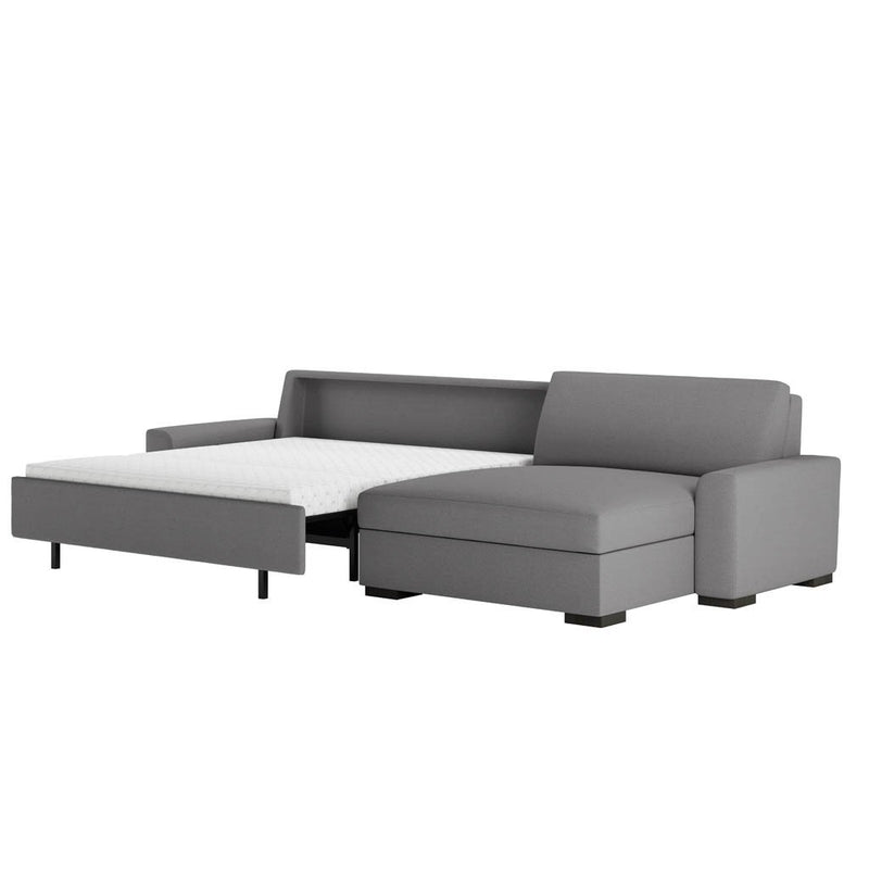 Olson Comfort Sleeper Sectional Sofa by American Leather