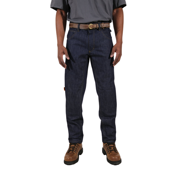 Flame Resistant Denim Jean 3950FR-PRO - THRIVE Workwear Knee Pad Pants