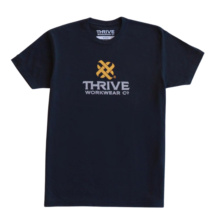 Thrive Workwear Logo T-Shirt - THRIVE Workwear Knee Pad Pants