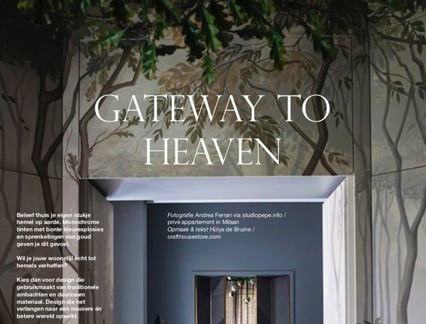 Crafthouse | Gateway to Heaven