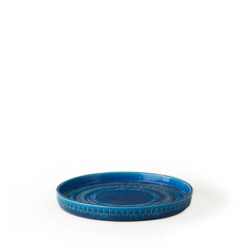 Bowl Rimini Blue by Aldo Londi, Bitossi 180 | Crafthouse