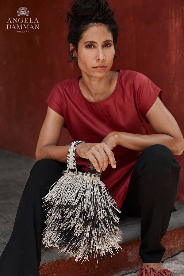Bucket Bag Bruja, Angela Damman alas | Crafthouse