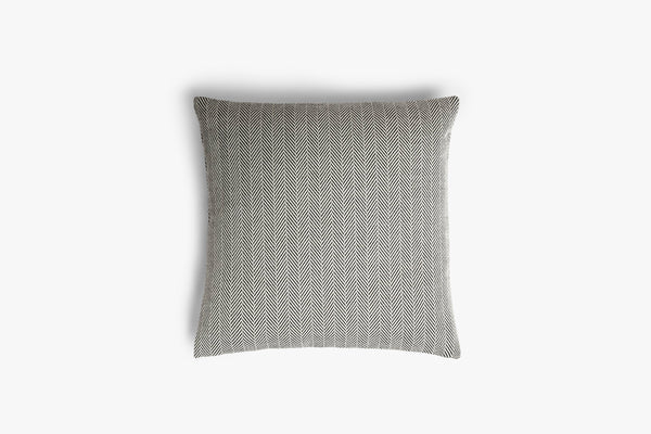 Cushion Spiga, LO DECOR black | Crafthouse