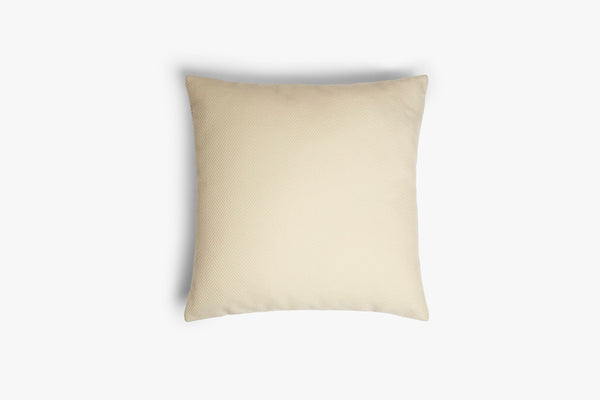 Cushion Spiga, LO DECOR cream | Crafthouse
