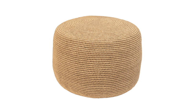 Decorative Pouf, Angela Damman antique gold | Crafthouse Store Kijkduin