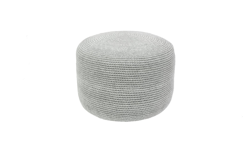 Decorative Pouf, Angela Damman taupe | Crafthouse Store Kijkduin