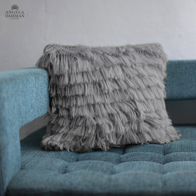 Fringe Pillow Sansevieria, Angela Damman | Crafthouse