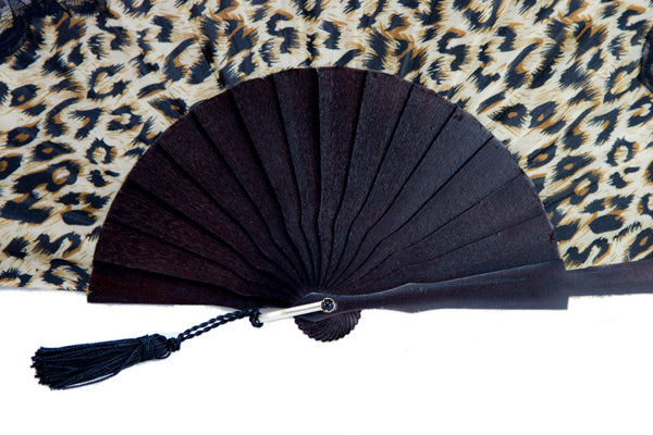 Hand Fan Nairobi, Rockcoco zoom | Crafthouse