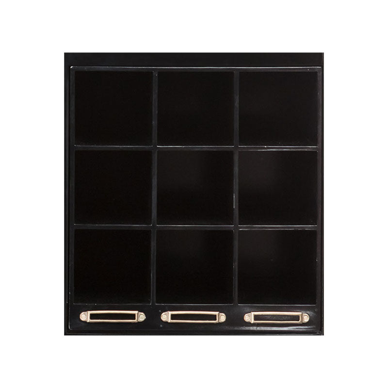 Insert Box Wine Rack Black, Authentic Models | Crafthouse Store Kijkduin