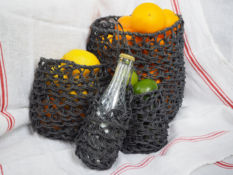 Nutcase Basket, Best Before black | Crafthouse