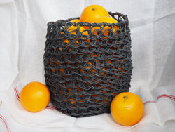 Nutcase Basket, Best Before black large | Crafthouse