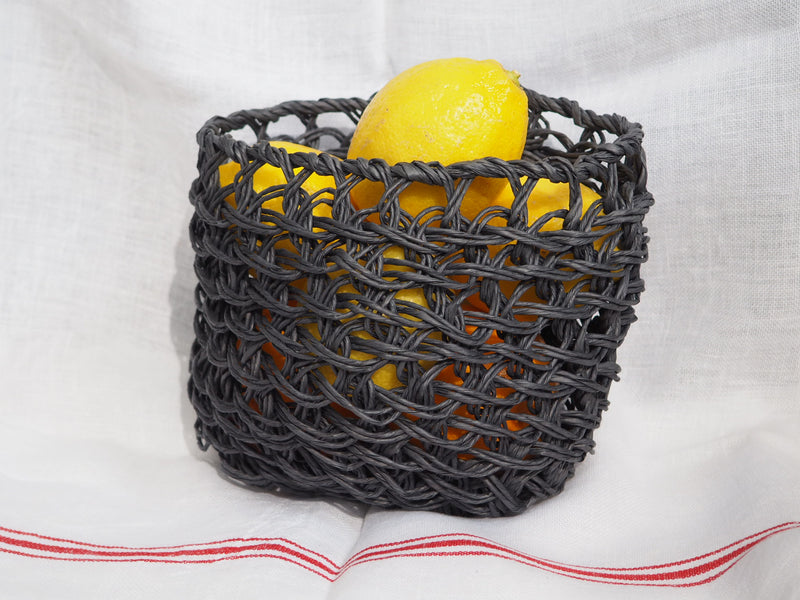 Nutcase Basket, Best Before black medium | Crafthouse