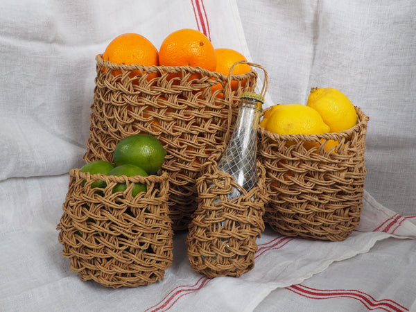 Nutcase Basket, Best Before natural | Crafthouse