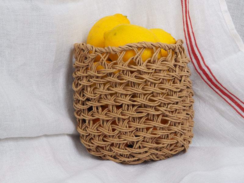 Nutcase Basket, Best Before natural medium | Crafthouse