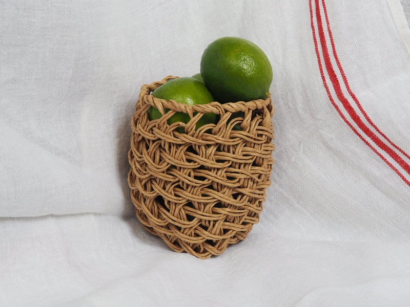 Nutcase Basket, Best Before natural small | Crafthouse