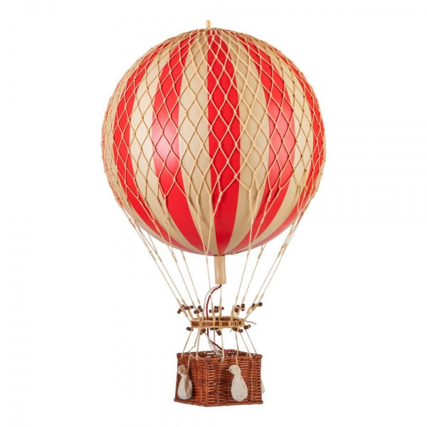 Royal Aero Balloon Basket, Authentic Models true red | Crafthouse Store Kijkduin