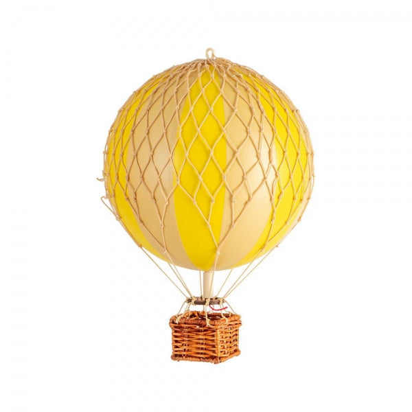 Travels Light Balloon Basket, Authentic Models yellow double | Crafthouse Store Kijkduin