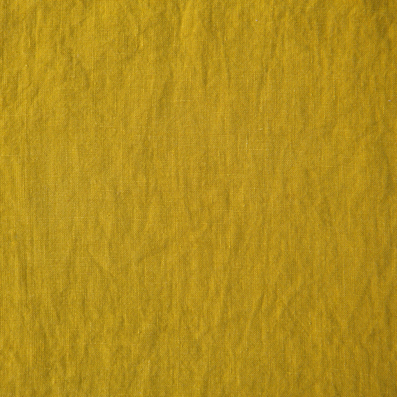 Yellow, Once Milano linen | Crafthouse Store Kijkduin
