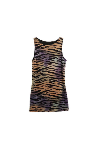 Tiger Stripe Tunic - Ethical Brandz