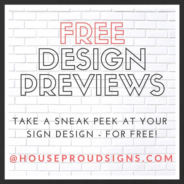 House Proud Signs and Numbers - Great house numbers, custom ... - ^