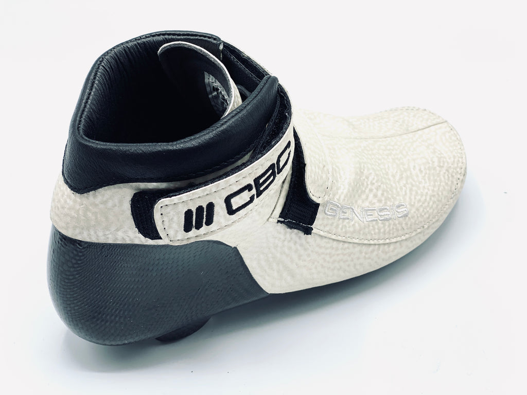 CBC GENESIS Short Track Speed Skating Boot - White