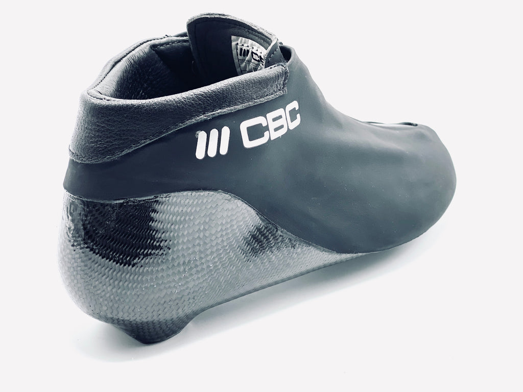 CBC GENESIS Long Track Speed Skating Boot - Black