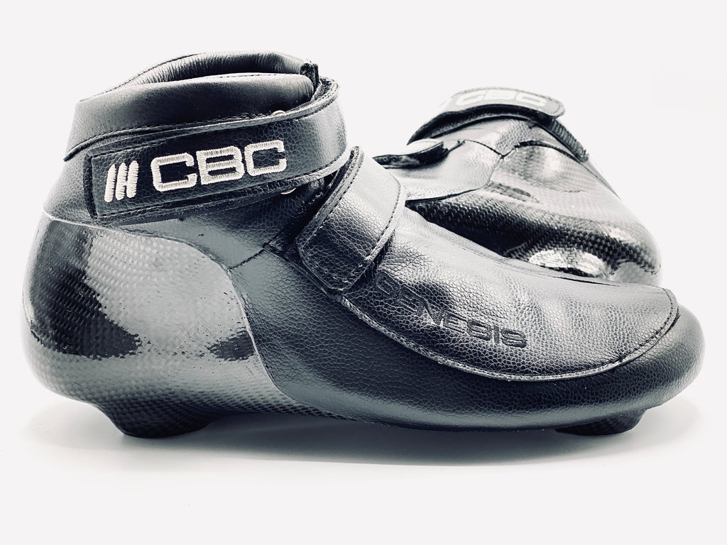 GENESIS Short Track Speed Skating Boot - Black