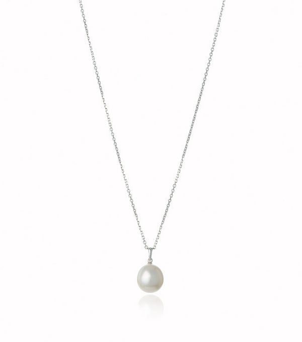 Single South Sea Pearl Pendant Necklace - Thomas Laine Jewelry