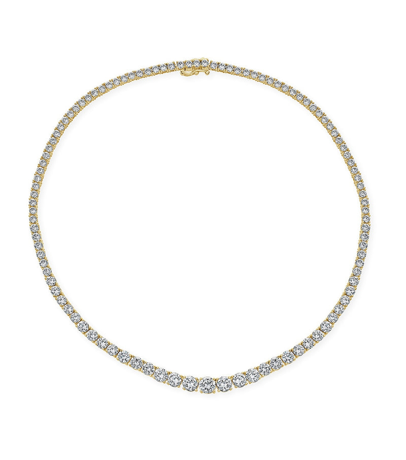 Liz Round Riviera Necklace