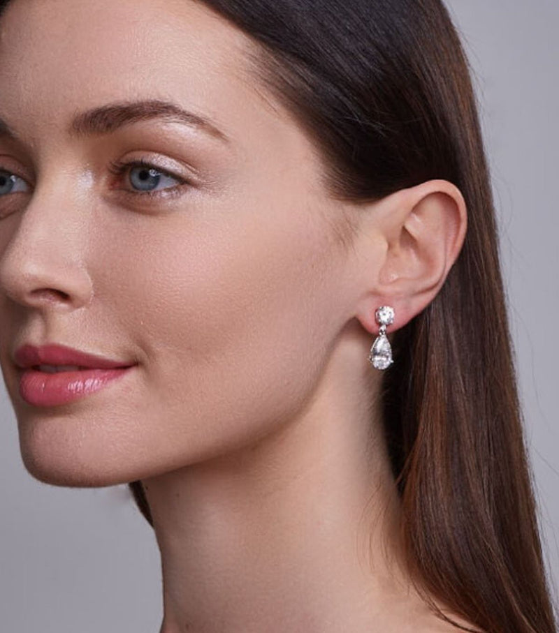 Liz Teardrop Earrings