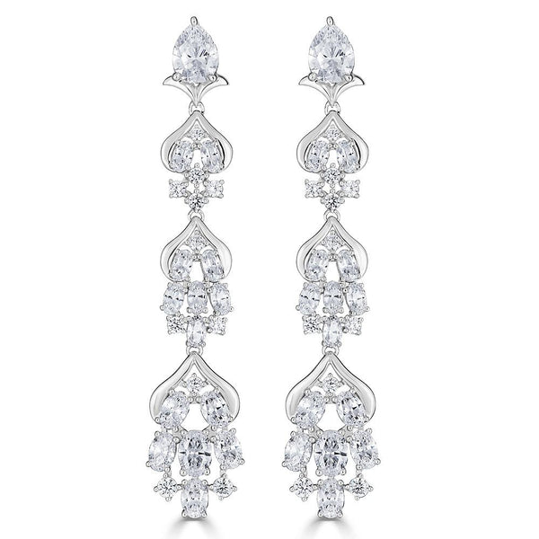 Hollywood Chandelier Earrings