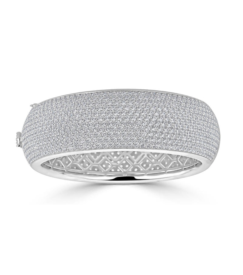 Duchess Statement Bangle - Thomas Laine Jewelry
