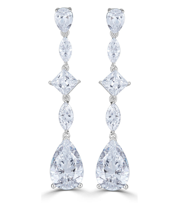 Duchess Statement Earrings