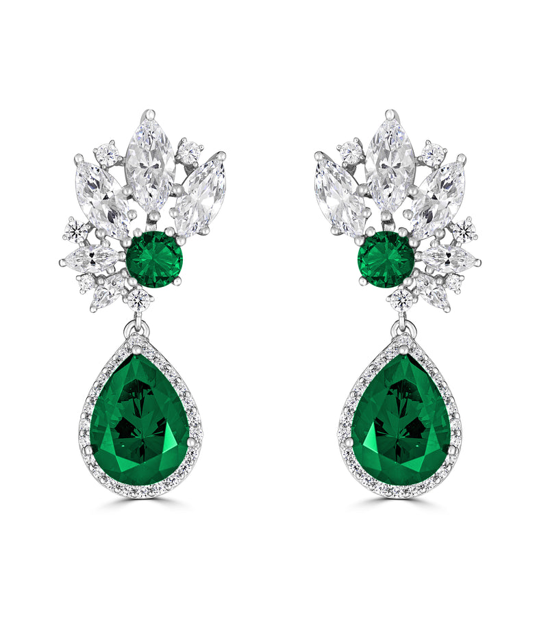 Ava Burst Color Earrings - Thomas Laine Jewelry