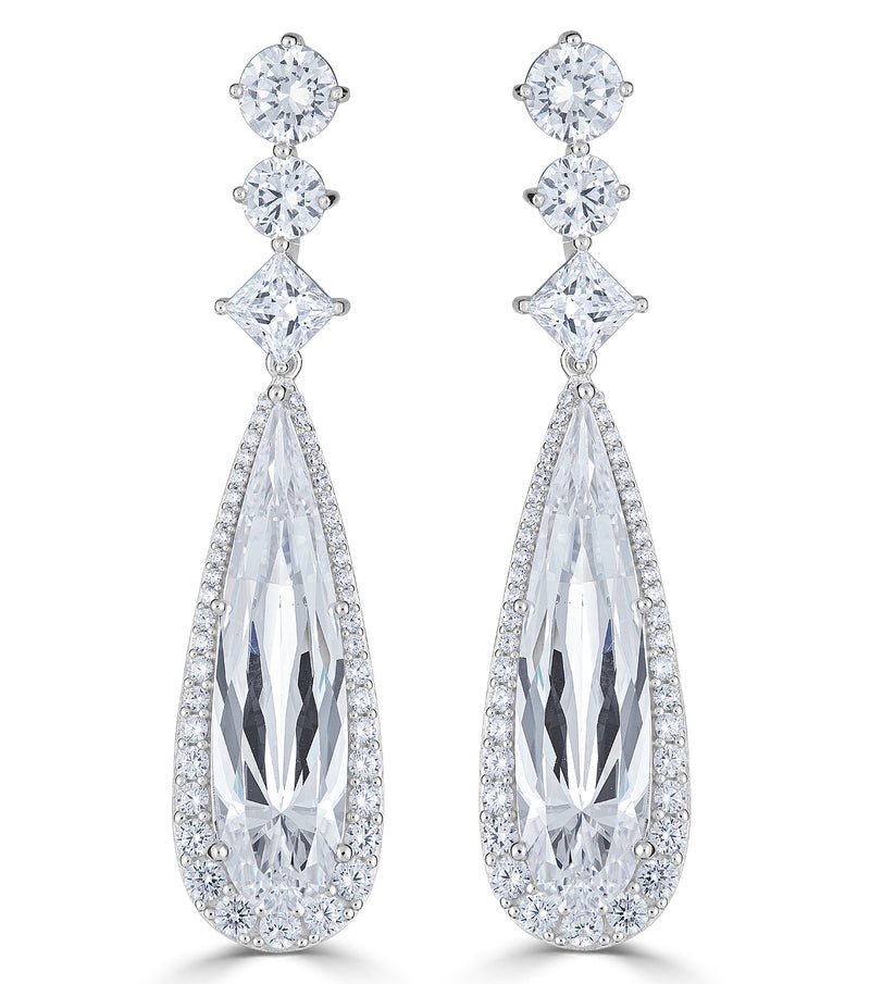 Duchess Regal Drop Earrings