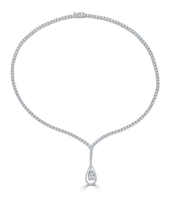 Duchess Teardrop Necklace