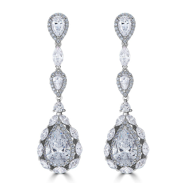 Duchess Luxury Drop Earrings