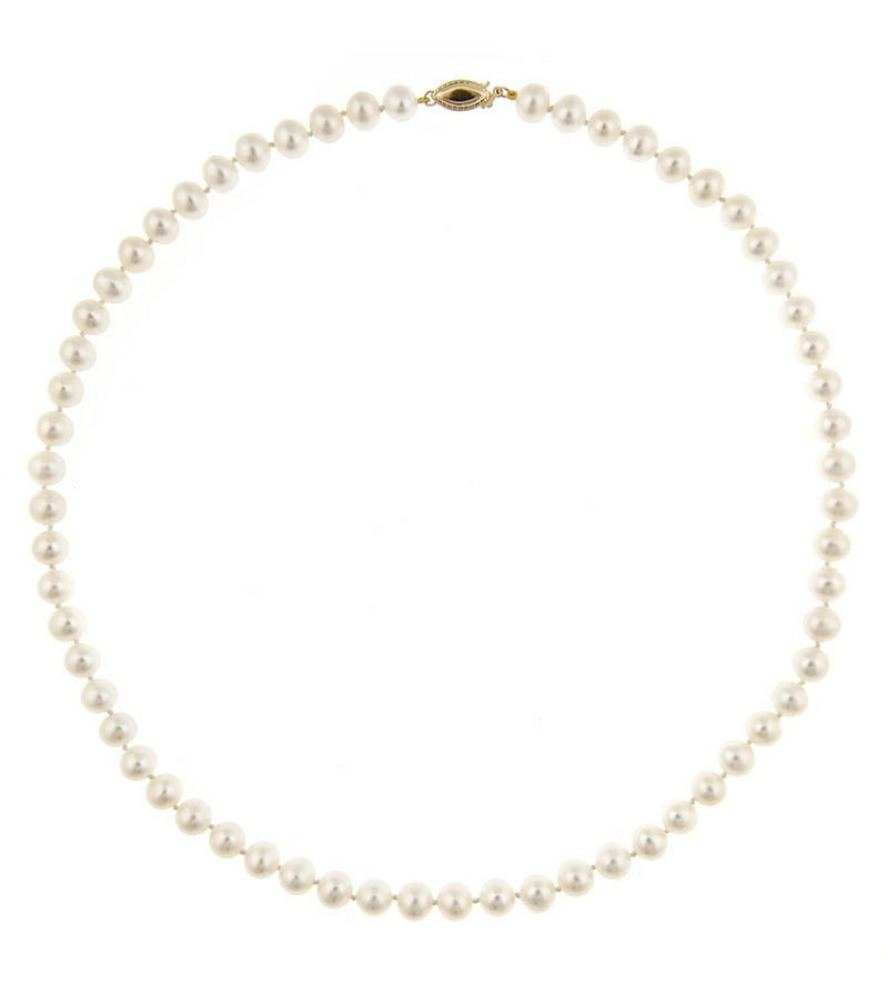 Strand of Fresh Water Pearls