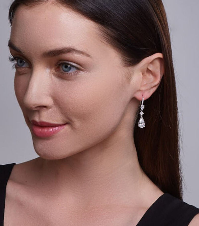 Ava Teardrop Earrings