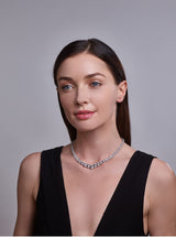 Liz Oval Riviera Necklace
