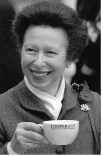 H.R.H Princess Anne